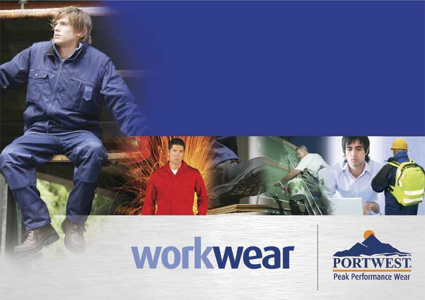 Portwest Workwear Catalogue